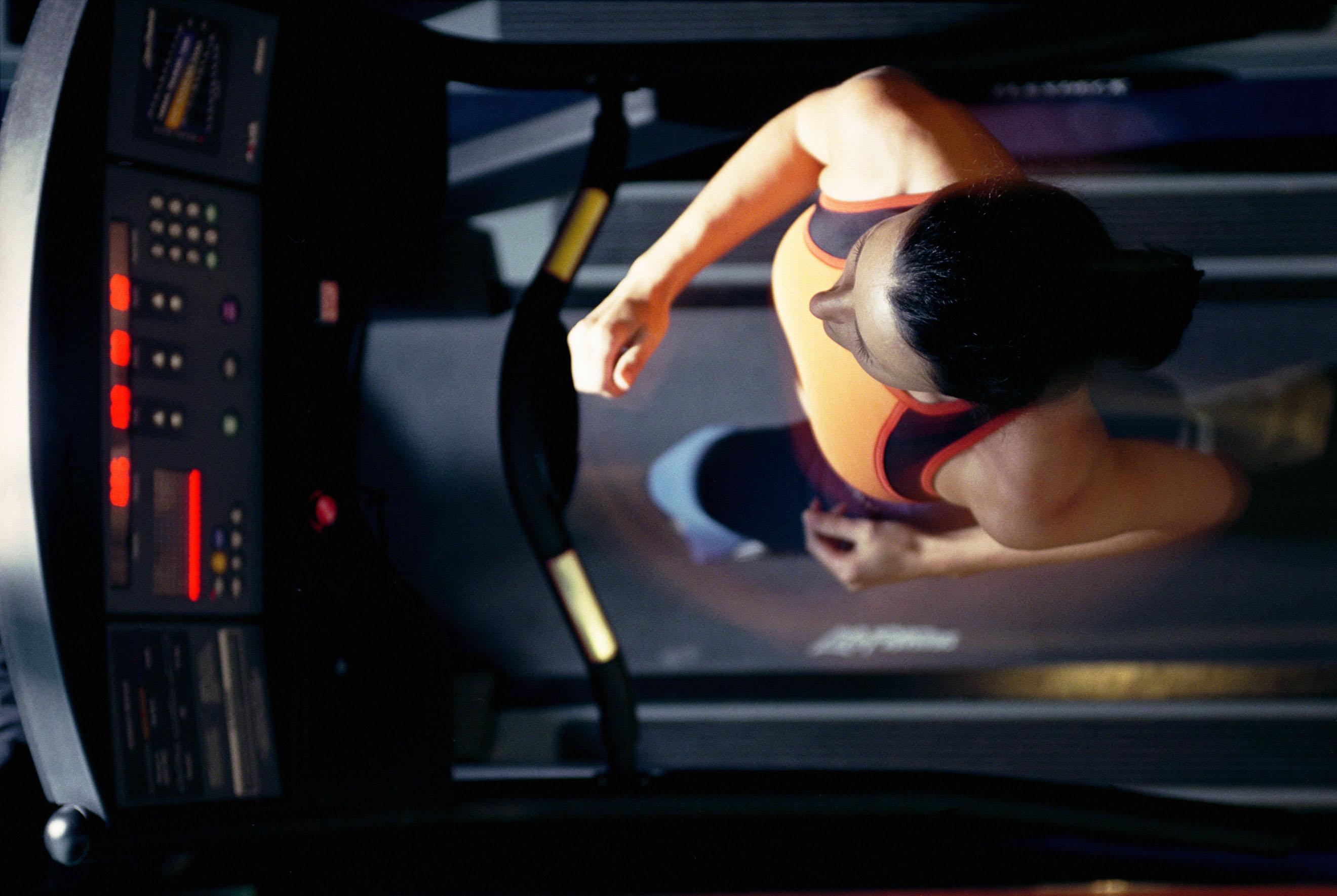afvallen sportschool cardio